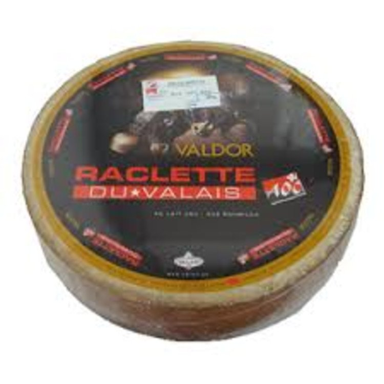 Zwitserse raclette Bagnes